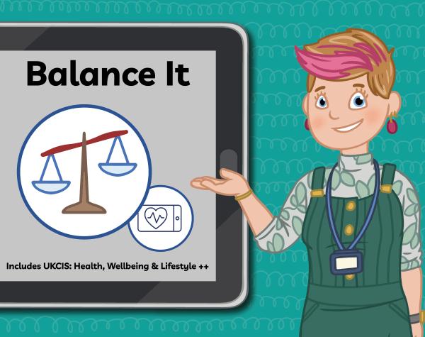 Photo of Balance It