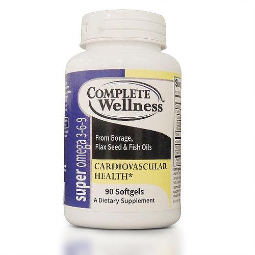 Super Omega 3 6 9 Natural Health And Wellness