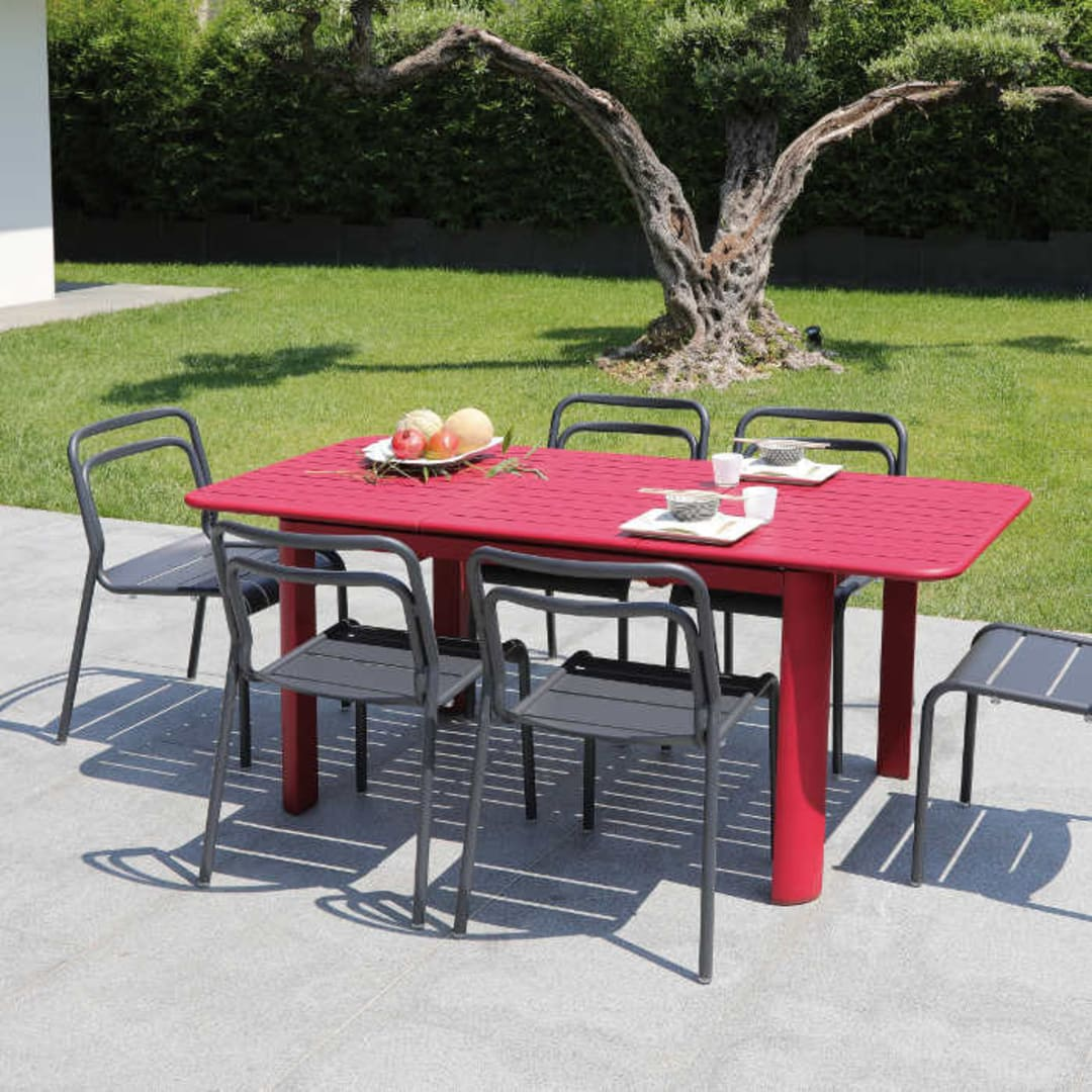 Graphite6 Graphite6 Table Table Table 130180cm Chaises 130180cm Eos Eos Chaises v0mnOyN8w