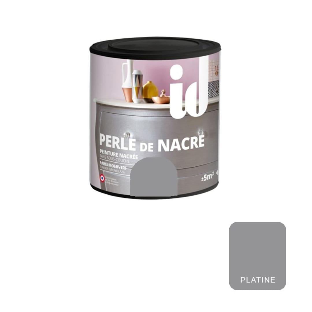 Perle De Nacre Meuble Peinture Nacrée Platine Nacre