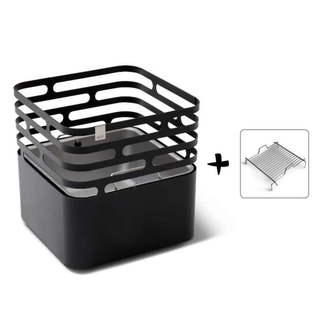 Pack Cube Grill BLACK