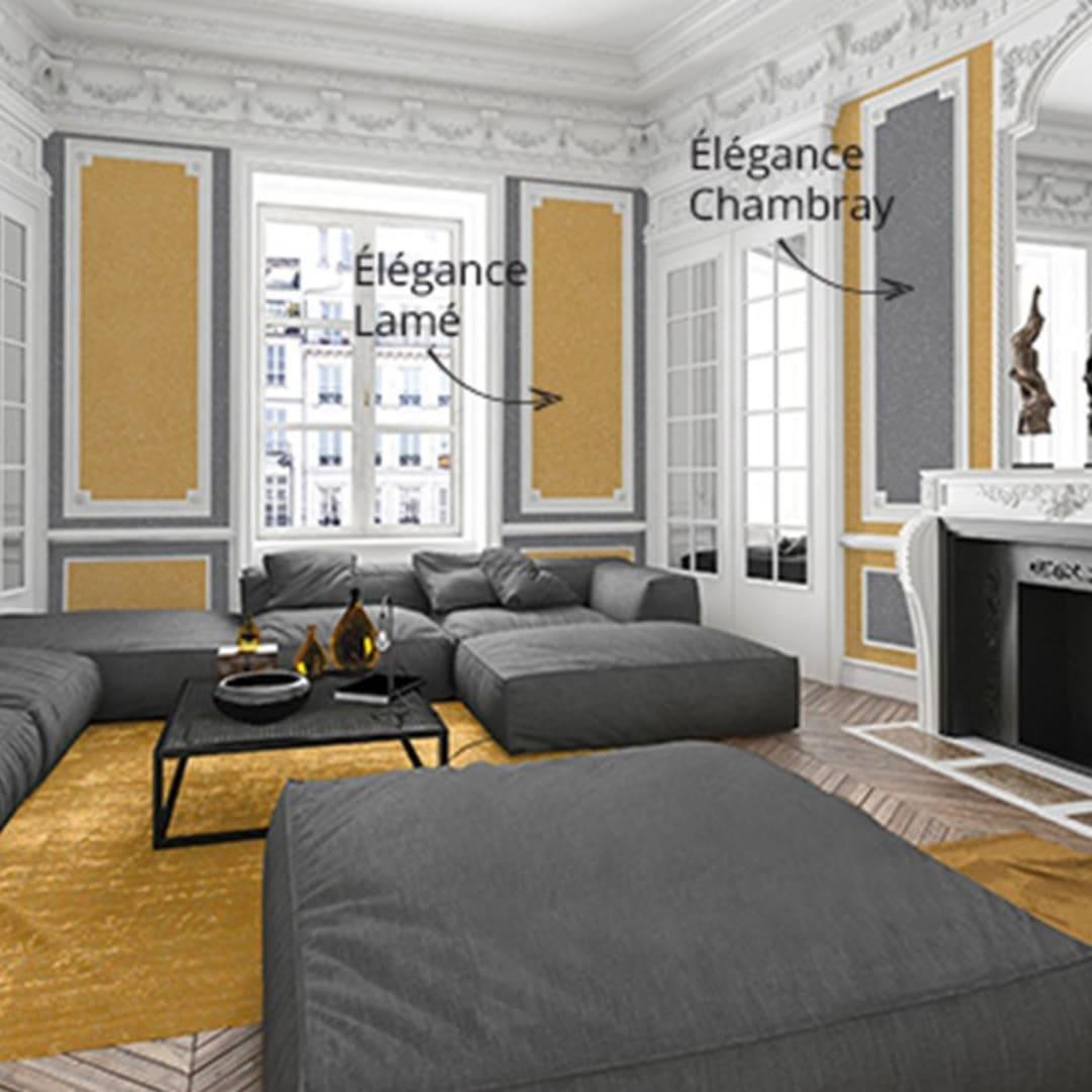 Peinture Blanche A Paillette ÉlÉgance - peinture pailletée