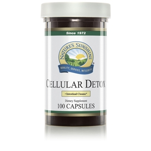 Cellular Detox (100 Caps) (Formerly Known As All Cell Detox)