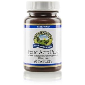 Folic Acid Plus (90 Tabs)