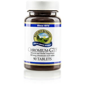 Chromium GTF (300 Mcg) (90 Tabs)