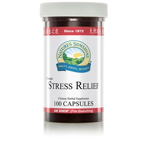 Stress RELIEF Chinese (100 Caps)