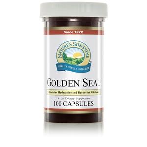 Golden Seal (100 Caps)