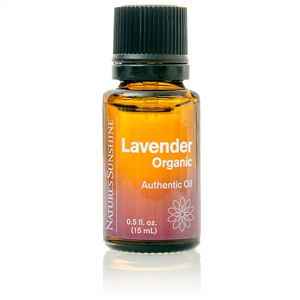 Lavender, Organic Essential Oil (15ml)