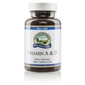 Vitamin A & D (100 Softgel Caps)