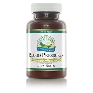 Blood Pressurex (60 Caps)