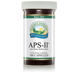APS II® w/ White Willow Bark (100 Caps)