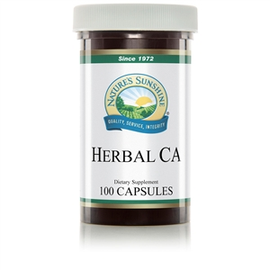 CA, Herbal (100 Caps)