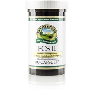 FCS II with Lobelia (100 Caps)