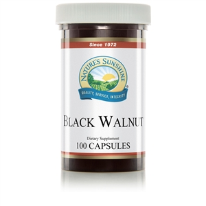 Black Walnut (100 Caps)