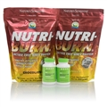 Good Pack -Nutri-Burn Vanilla And Chocolate