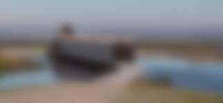 Vogelkijkhut Duikeend op Marker Wadden