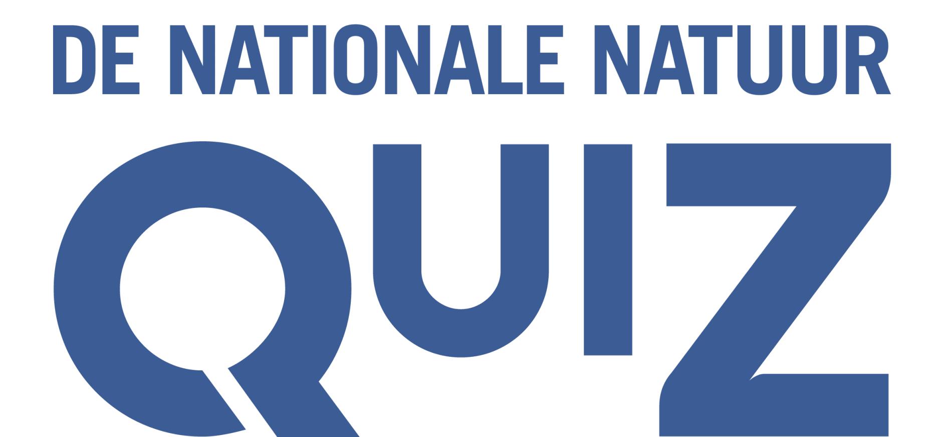 Speel live mee met de Nationale Natuur Quiz