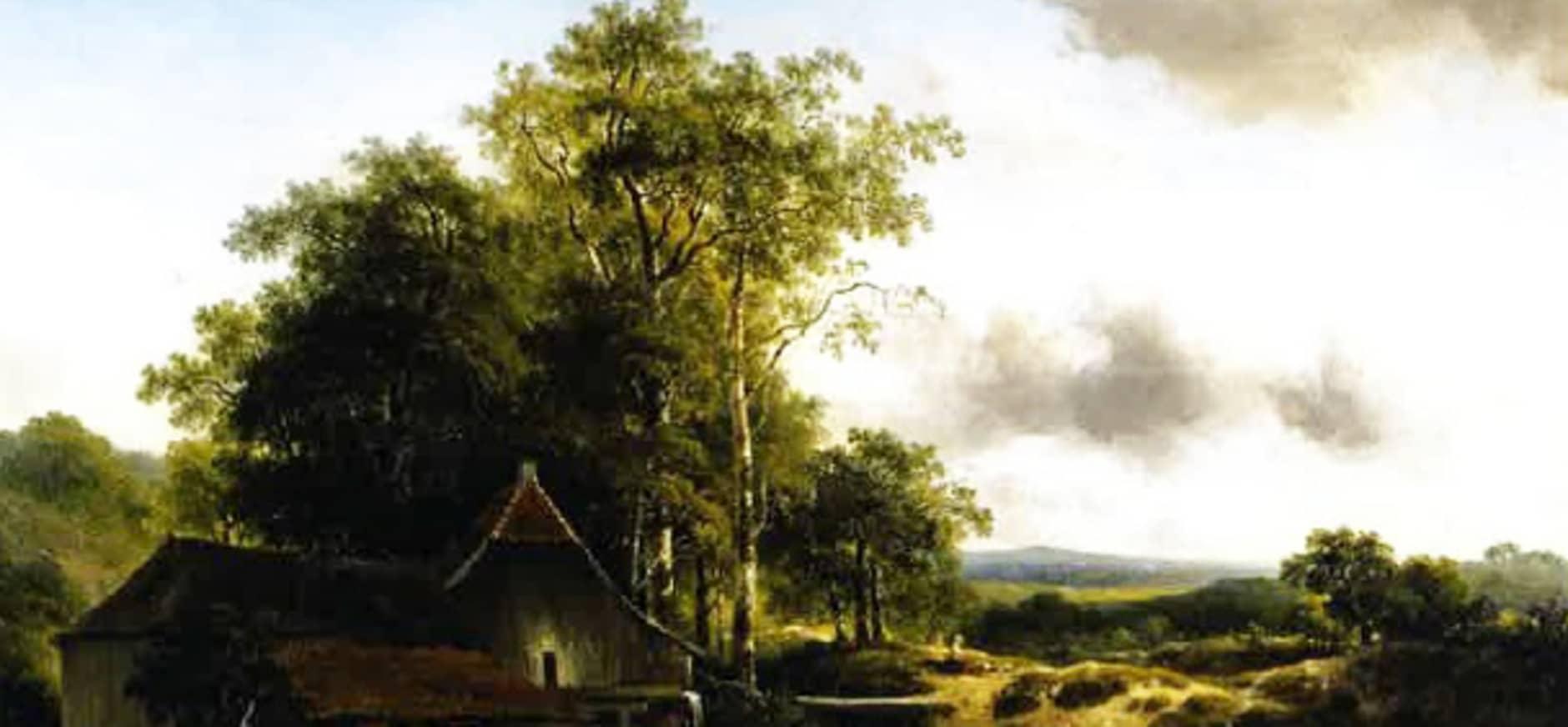 Unieke wandeling geïnspireerd op 10 schilderijen Wolfheze