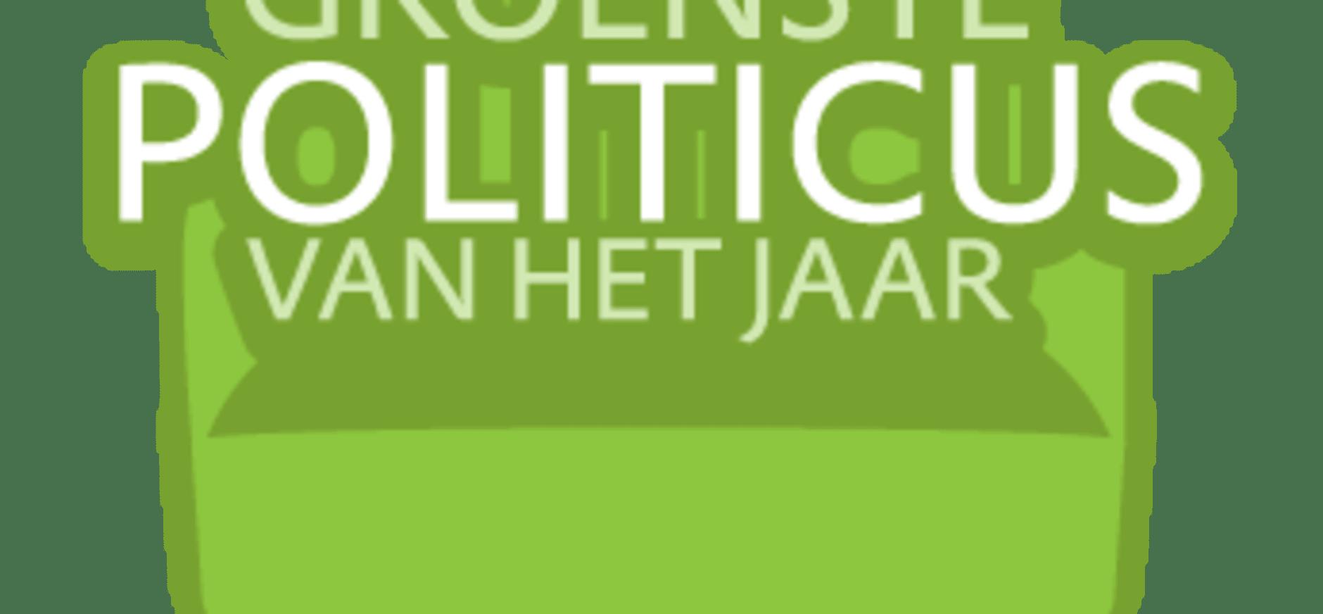 Strijd om titel Groenste Politicus 2014 geopend