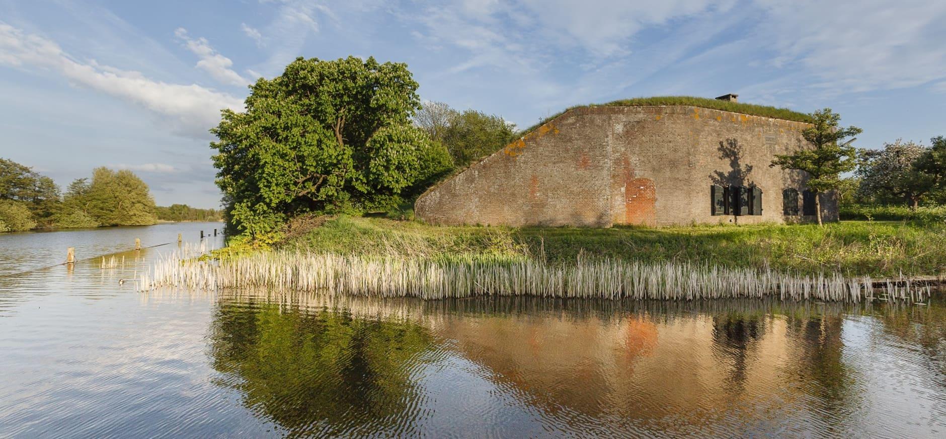 Open Monumentendag 2015: Kijk rond op Fort Kijkuit