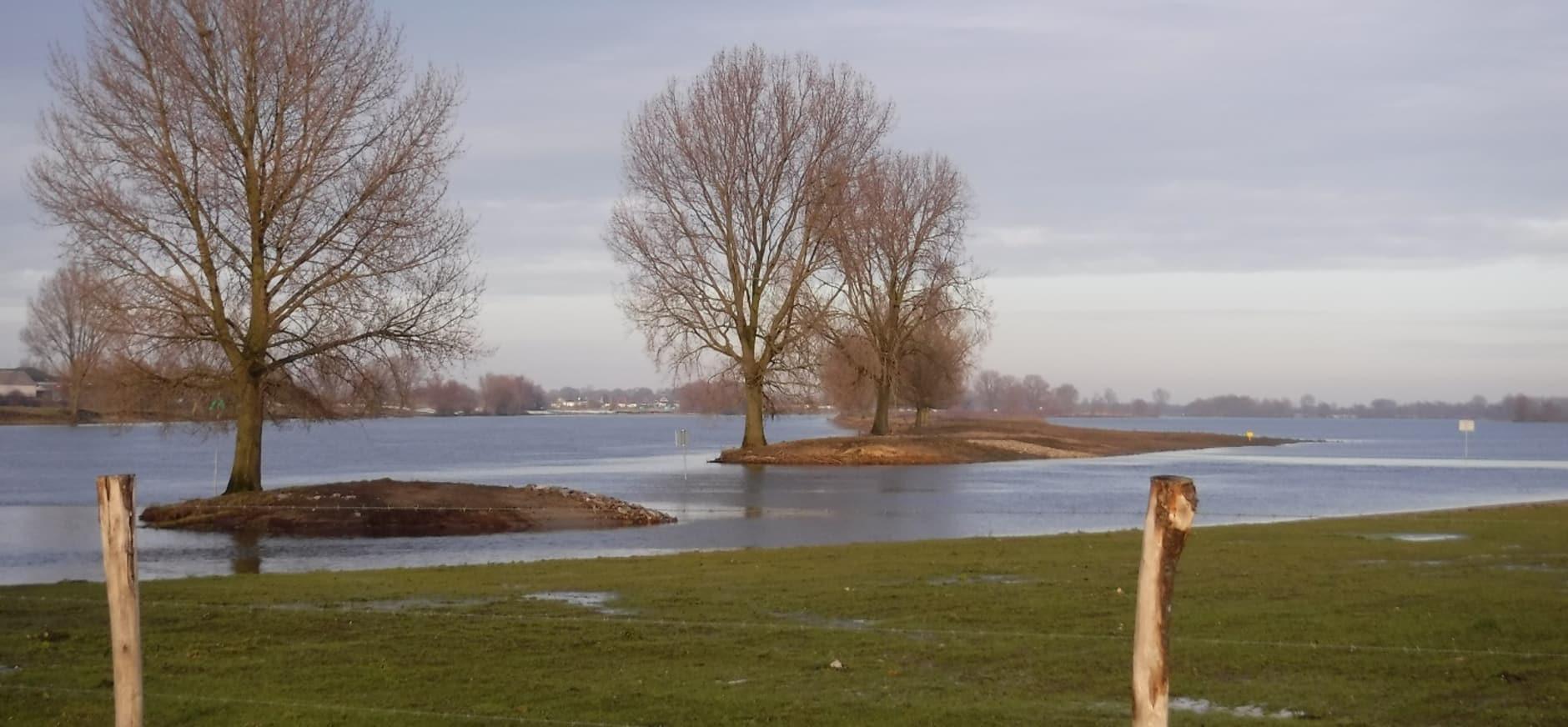Nieuwe parkeerplaats in Kesselse Waard
