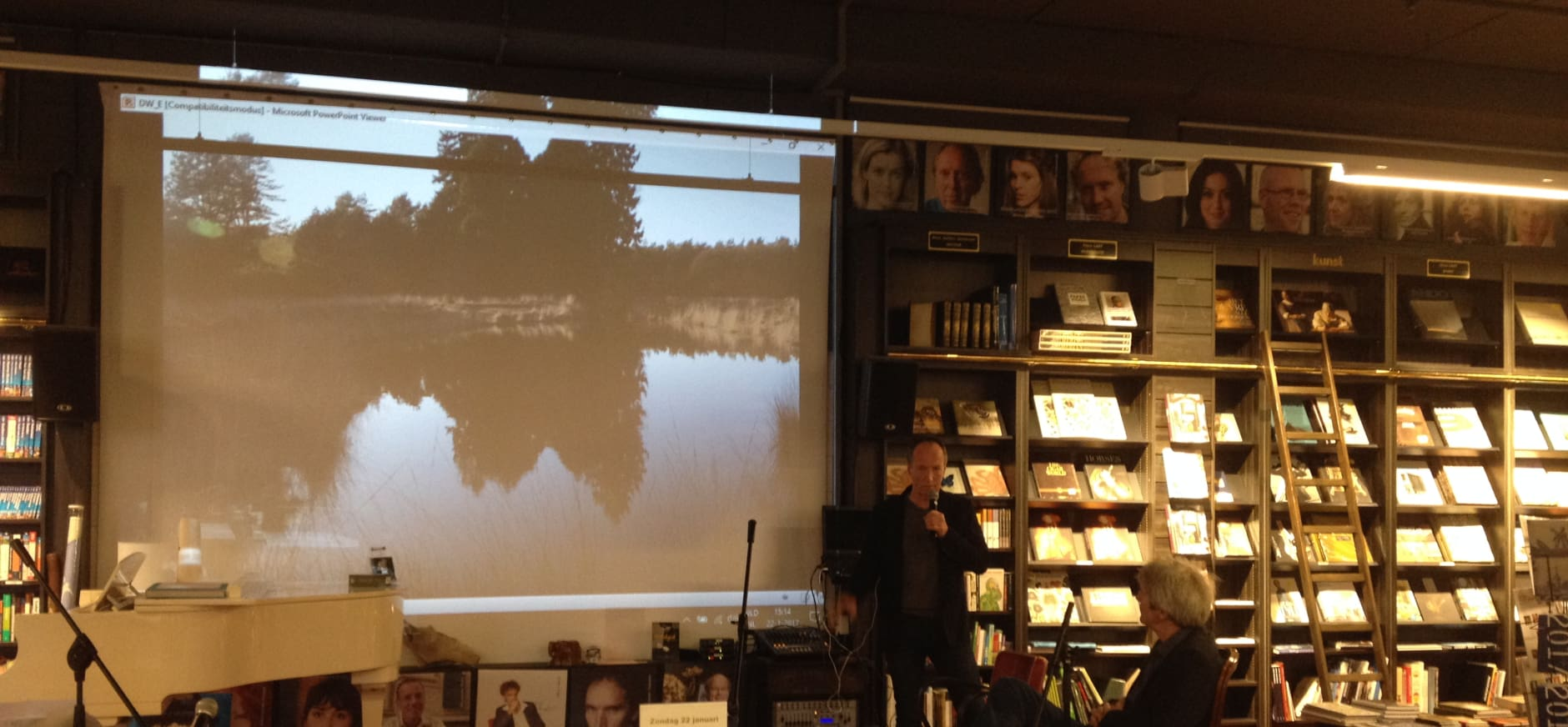 Kom 7 februari naar lezing 'Het Deelerwoud - Wild en bijster land'