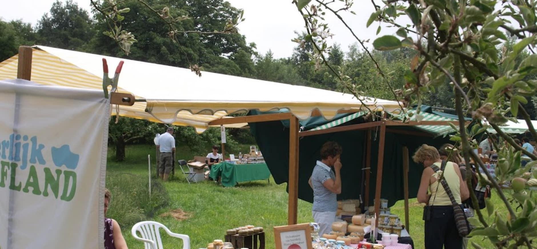 Kom naar gezellig familiefestival op landgoed De Slotplaats