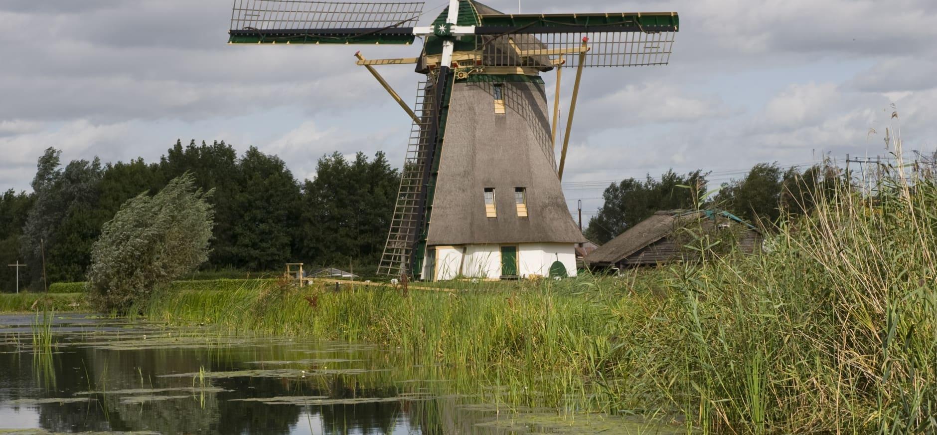 Grootschalige renovatie waterzuivering Naardermeer