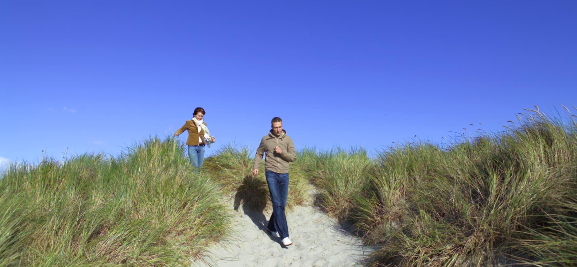 Profiteer van 'November wandelmaand' op Schiermonnikoog