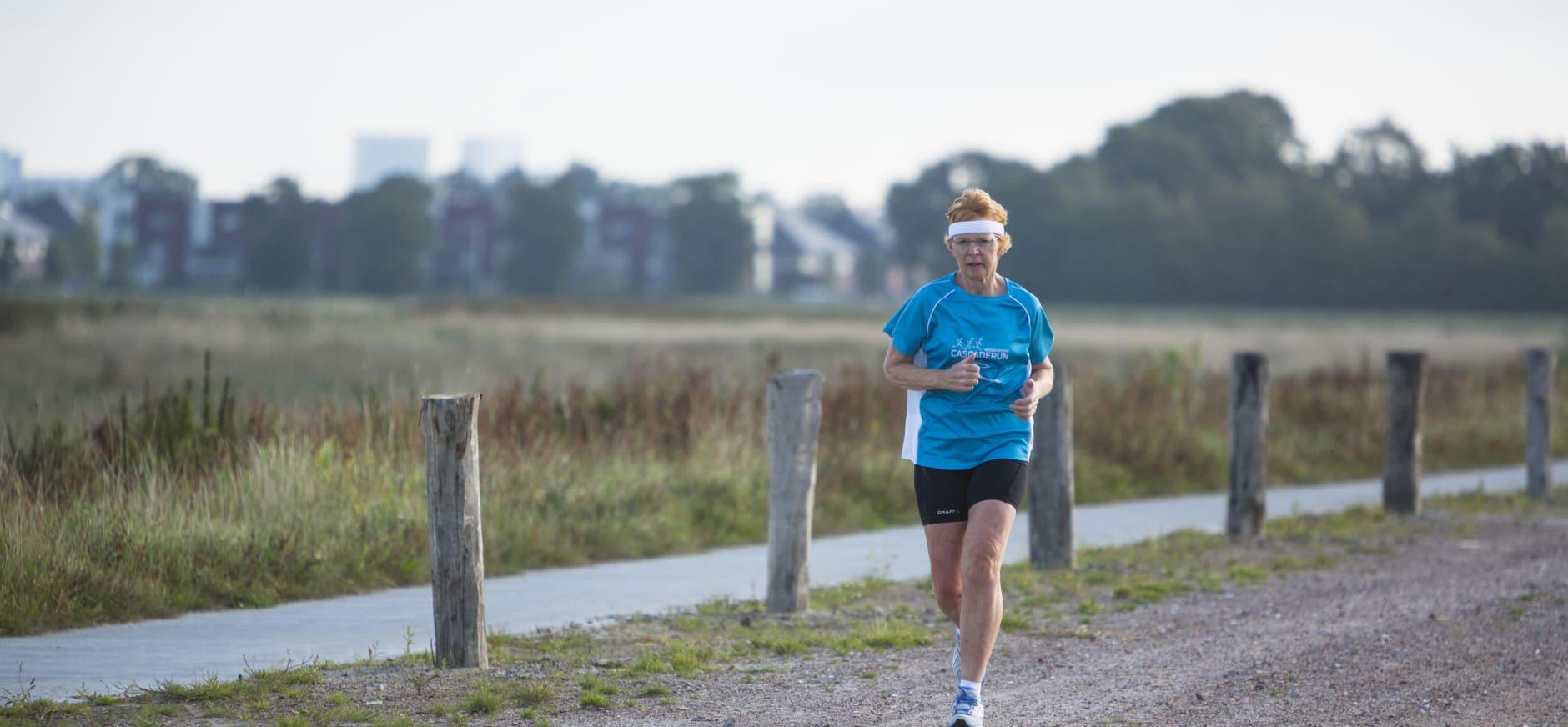 Doe mee met eerste winterloop Groene 4 mijl Groningen