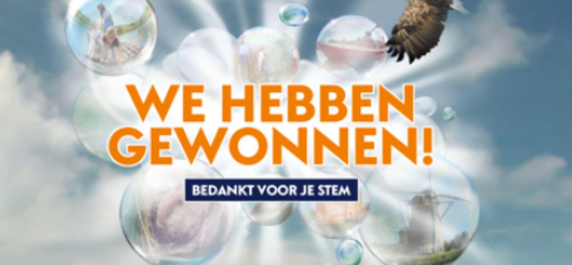 NLDelta Biesbosch-Haringvliet een van Nederlands mooiste natuurgebieden