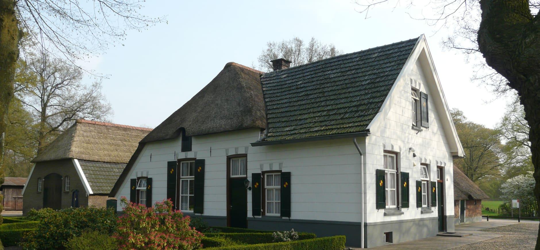 Sprengenberg krijgt sfeervol Sallands ontvangstpunt
