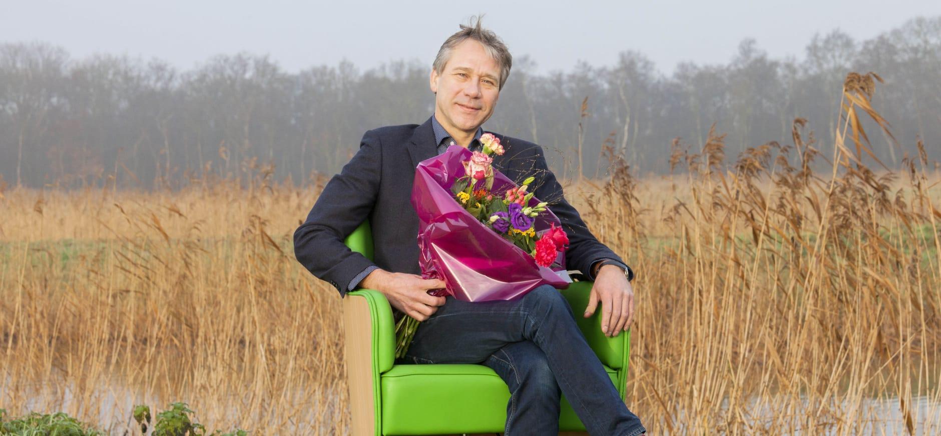 Rik Grashoff is Groenste Politicus van 2016