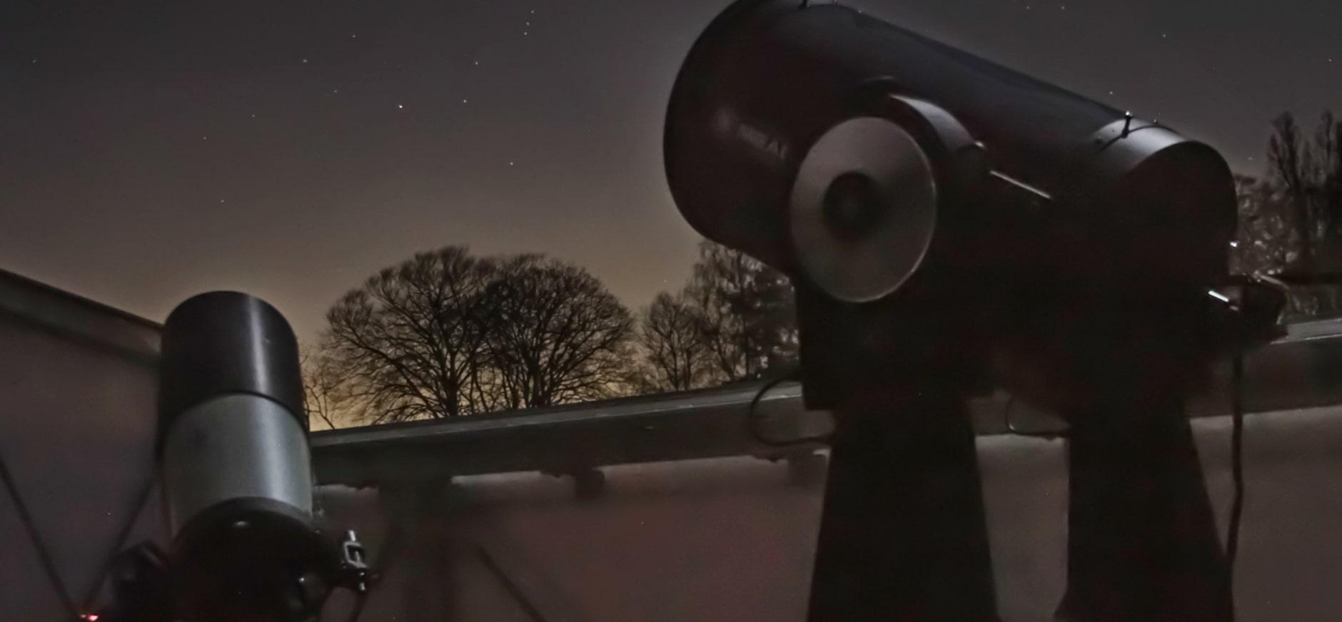 Nieuw: Kom sterren kijken bij Sterrenwacht Gooi en Vechtstreek