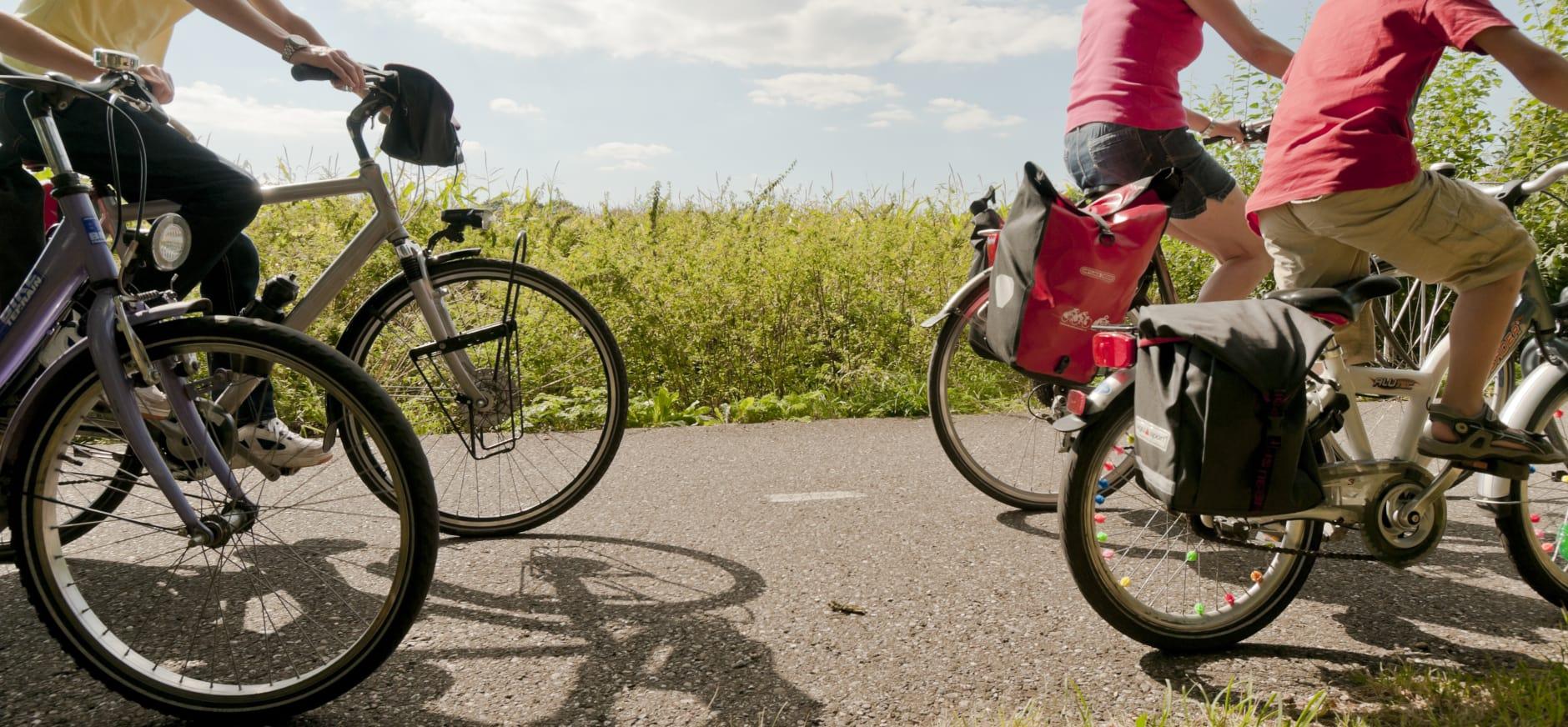 Huur een fiets bij Bezoekerscentrum Gooi en Vechtstreek