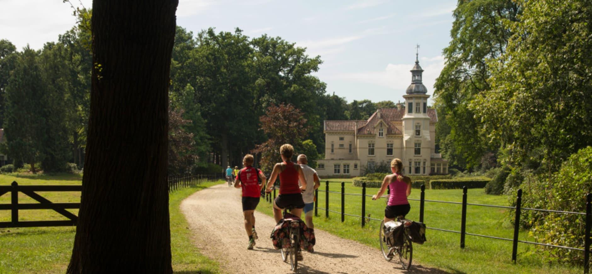 20 augustus: sport en gezelligheid op Oud Groevenbeek