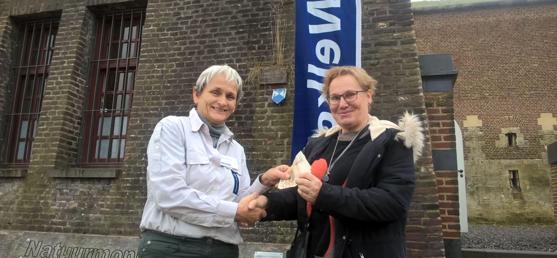 Crowdfunding watertap Sint-Pietersberg