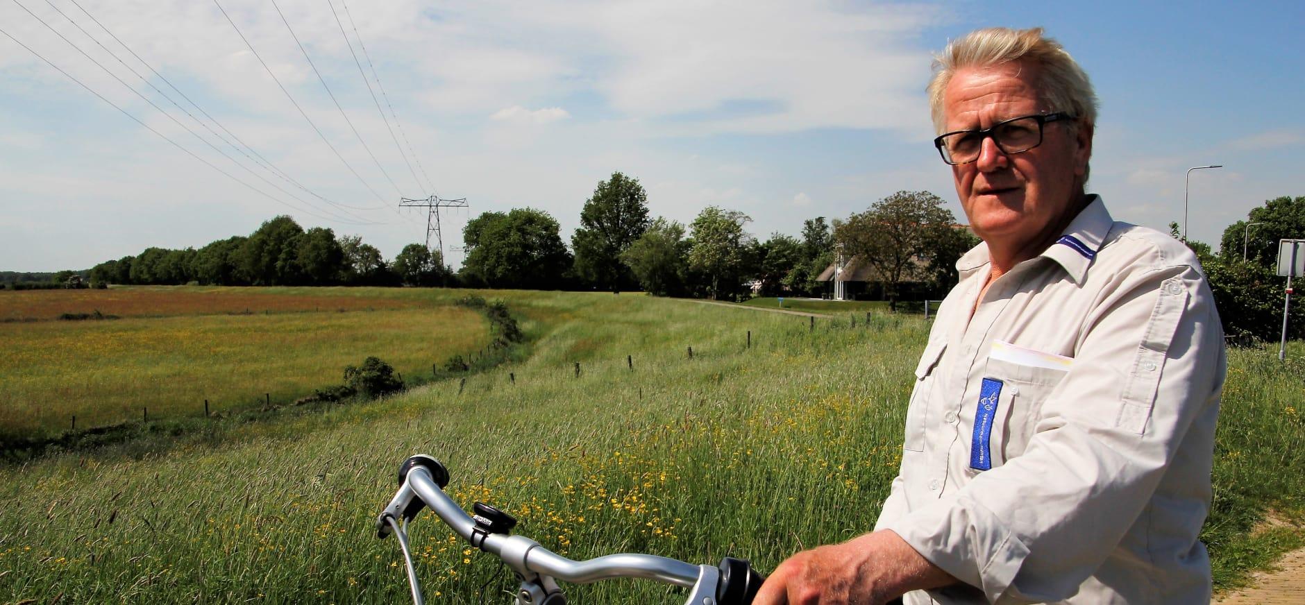 Nieuwe fietsroute door De Wieden