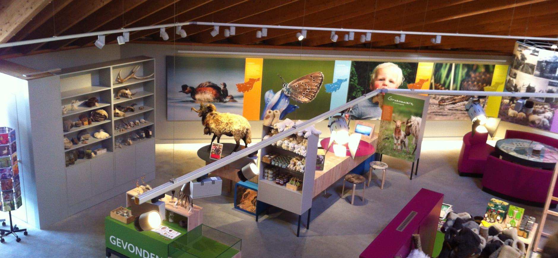 Kom vernieuwd Bezoekerscentrum Dwingelderveld bekijken