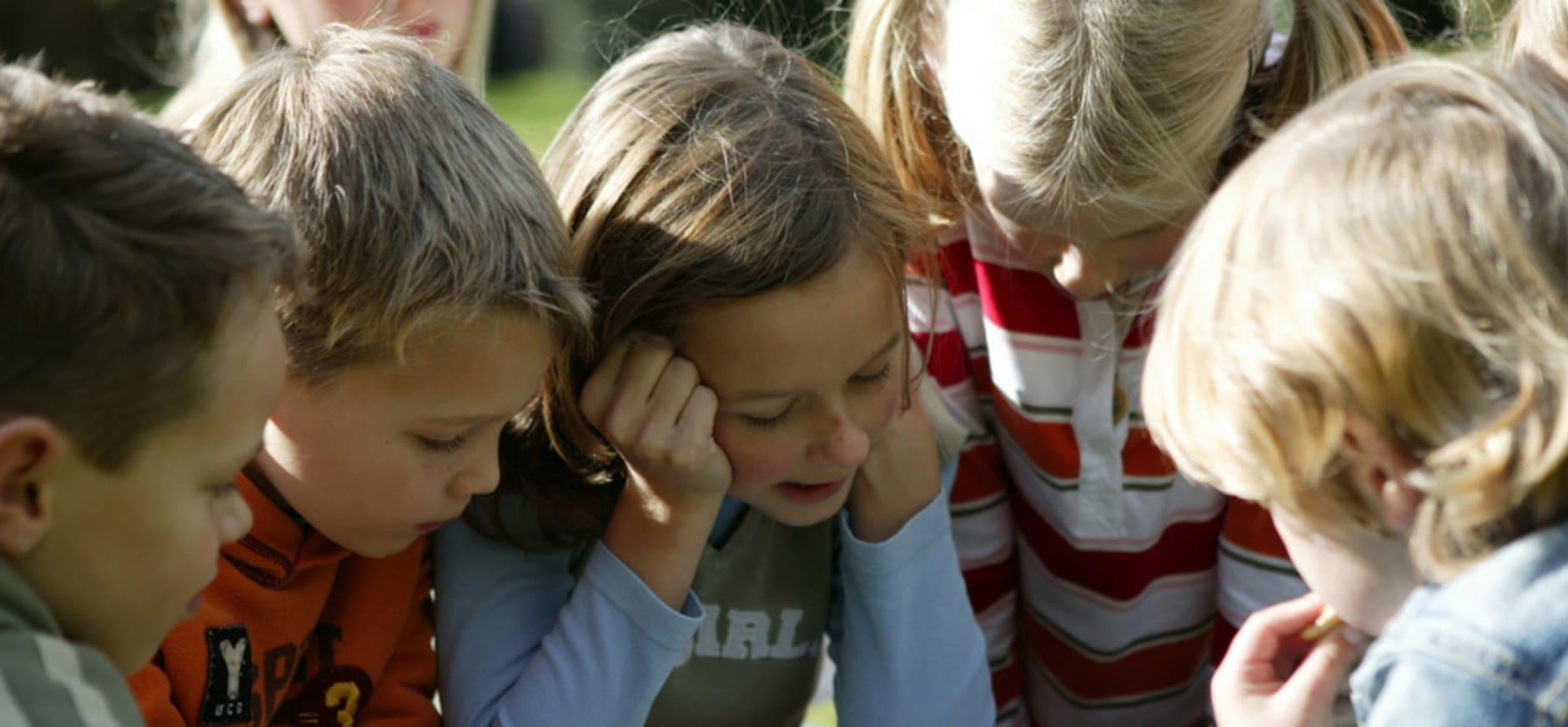 Bezoekerscentrum Brunssummerheide kinderen speurtocht