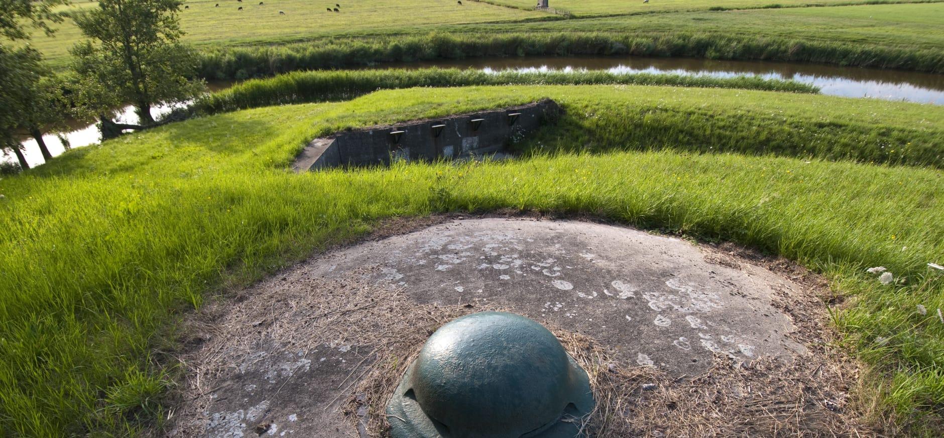 Fort aan de Jisperweg