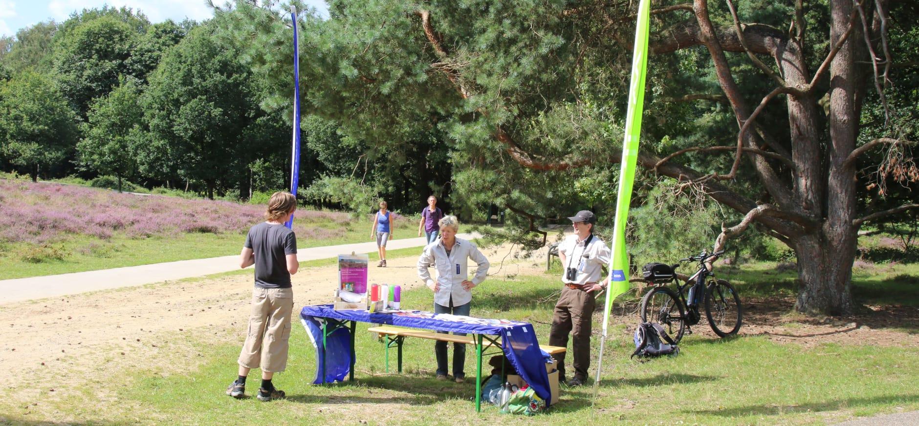 Kom vrijwilligerswerk doen op Veluwezoom