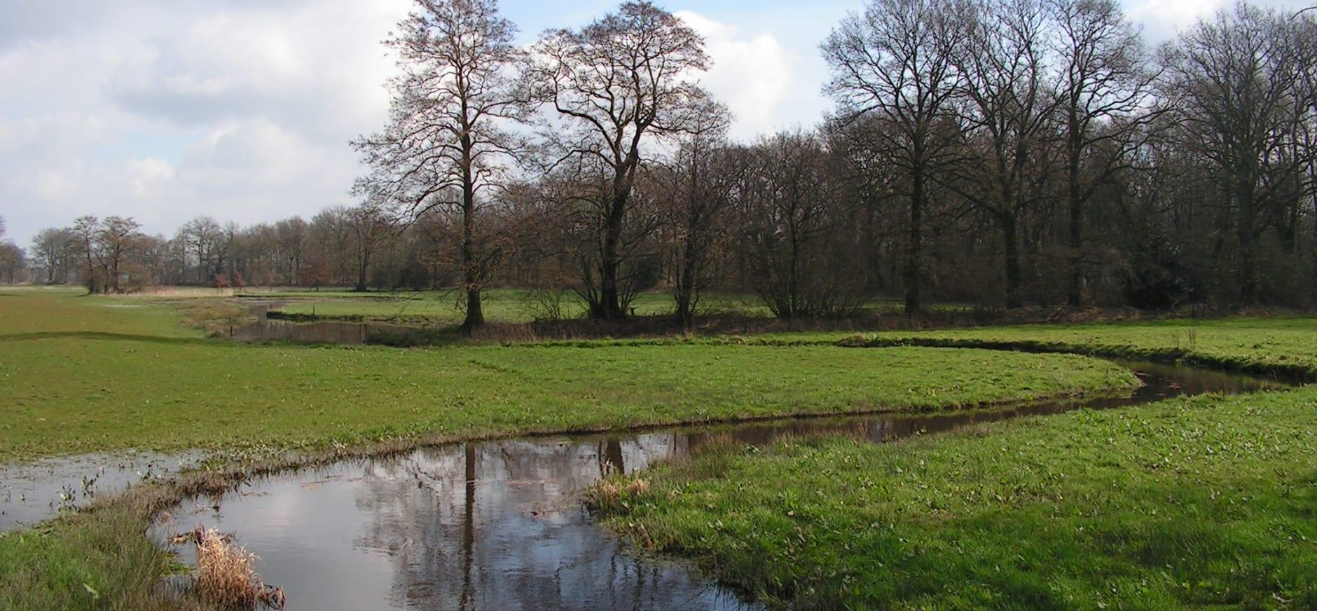 Landschap van De Klencke