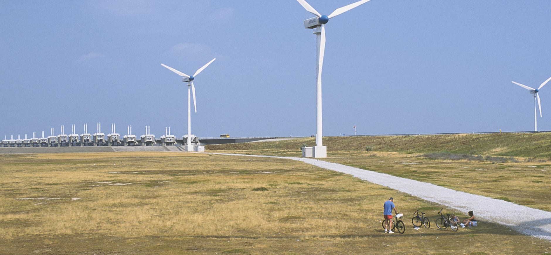 windmolens neeltje jans