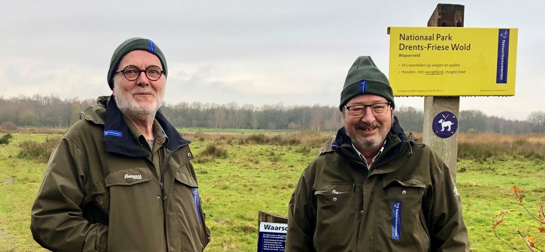 vrijwillige boswachters