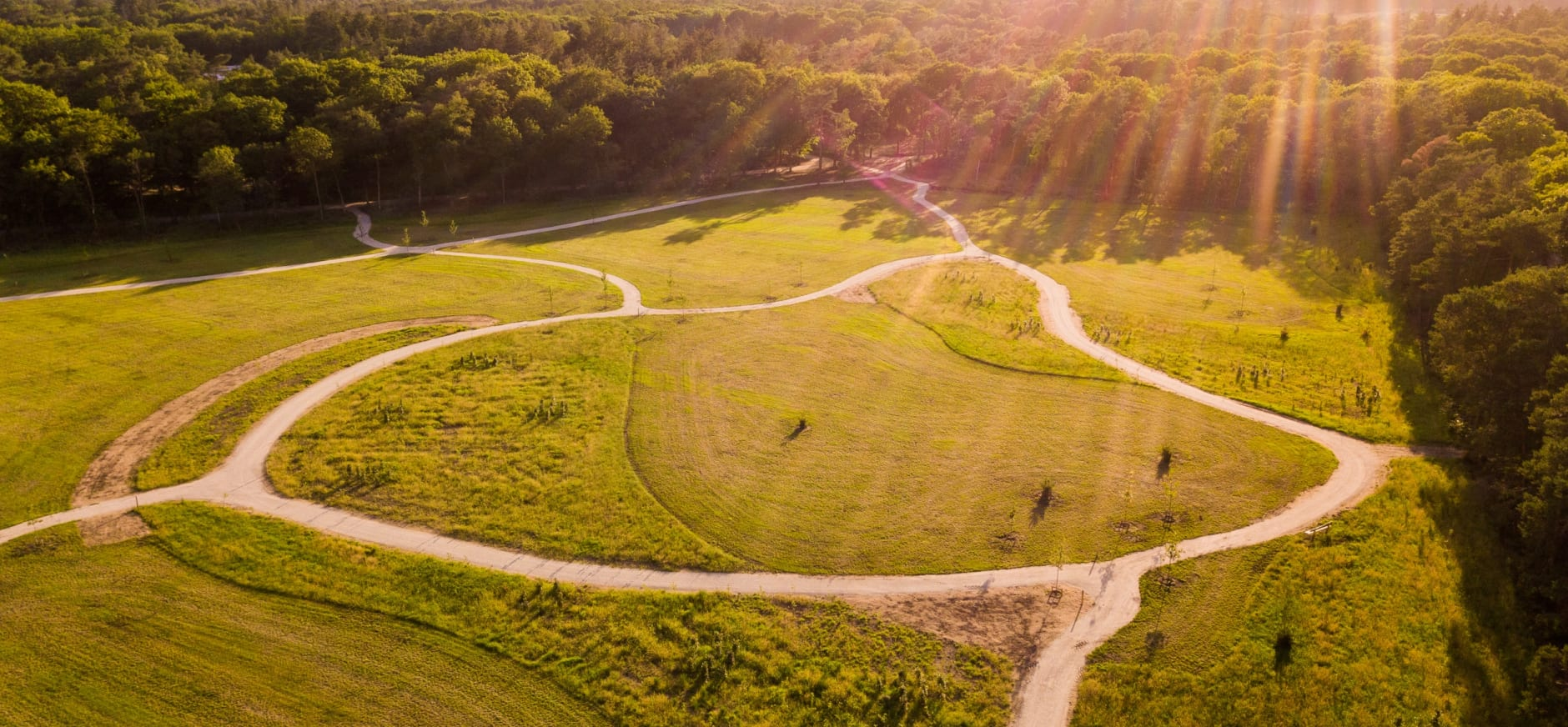 Natuurbegraafplaats Heidepol bij Arnhem