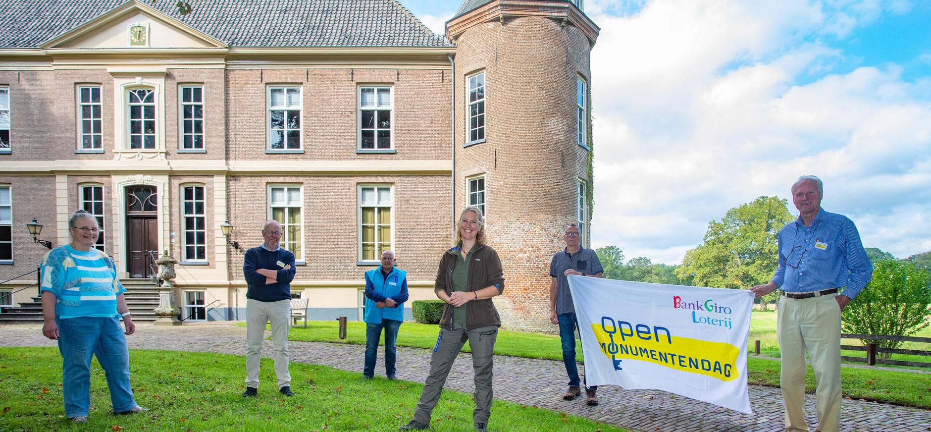 De organisatie van de open monumentendagen heeft er weer zin in!