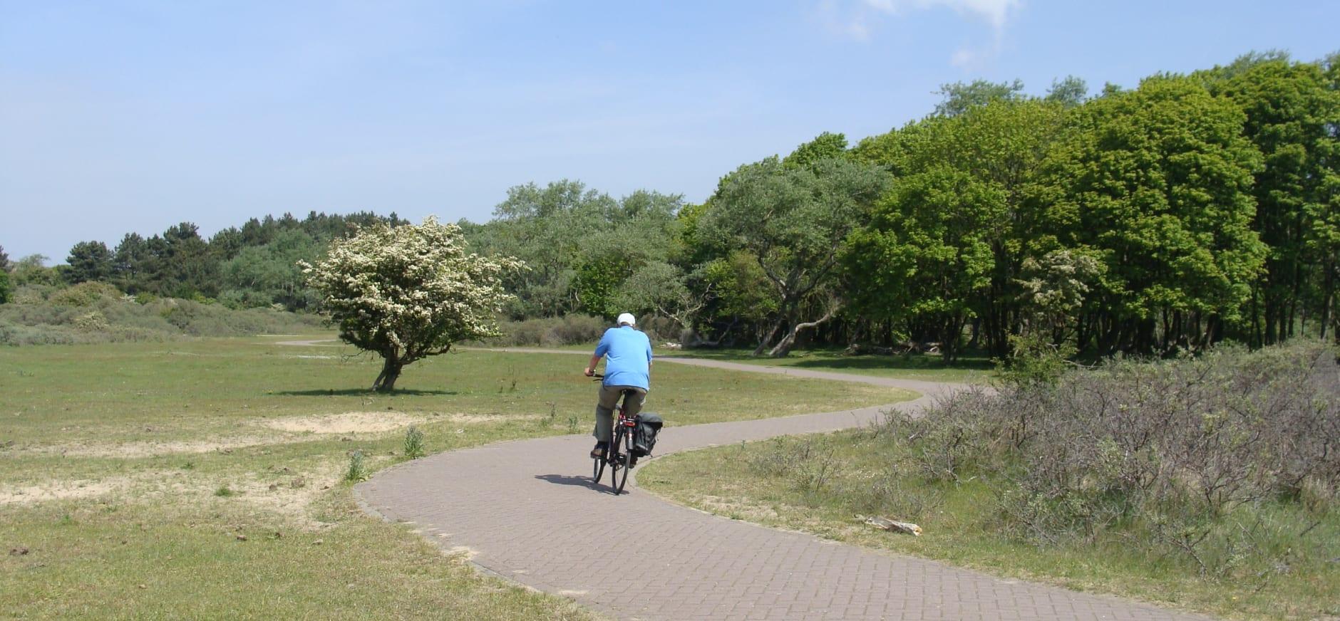 fietsen in Nationaal Park Zuid-Kennemerland