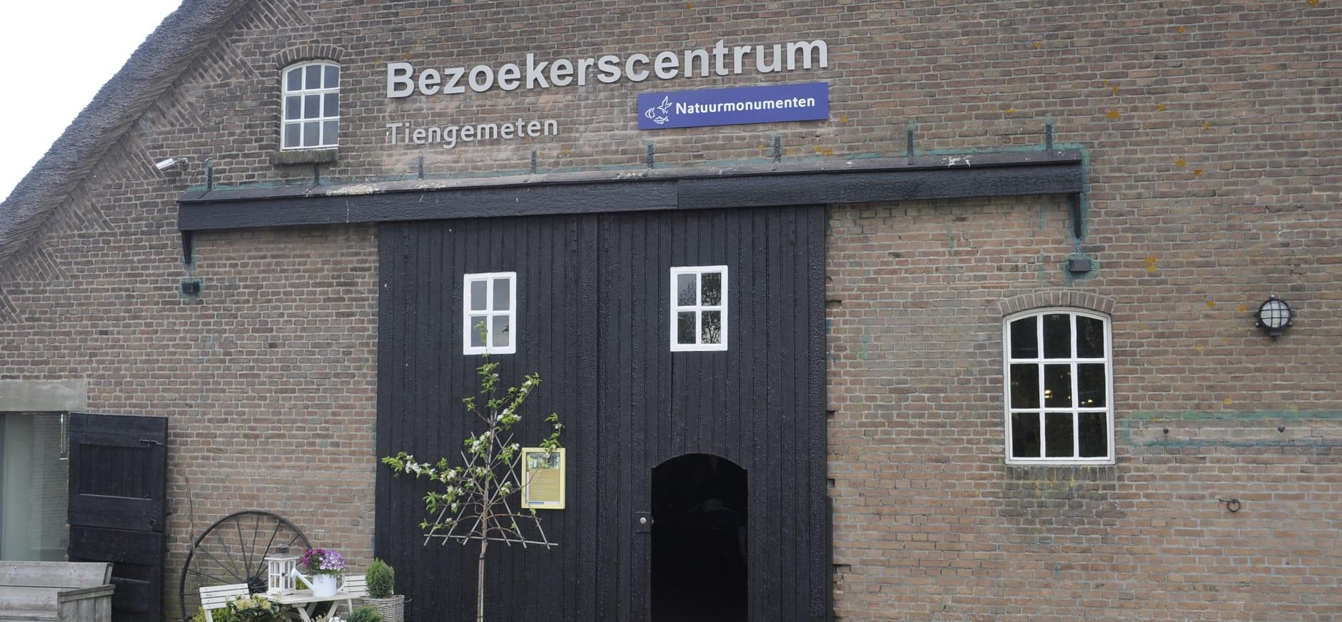 Bezoekerscentrum Tiengemeten
