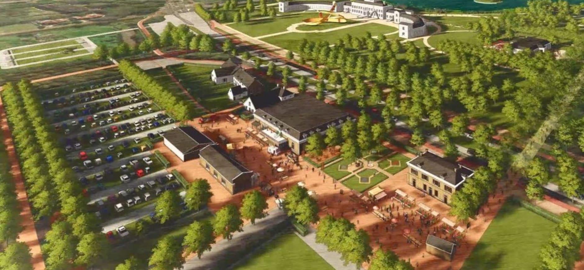 Plannen Soestdijk